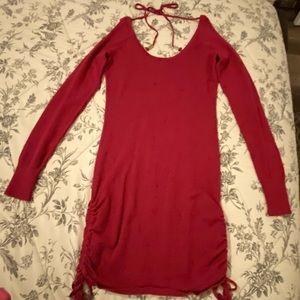 Guess mini long sleeve dress